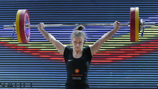 Romania Mulls Appealing One-Year Weightlifting Olympic Ban