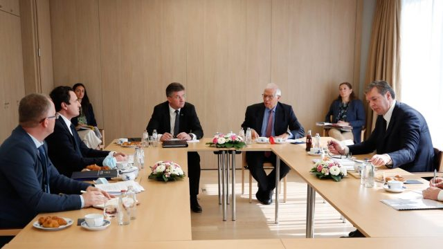 Marred by Tensions, Kosovo–Serbia Dialogue Awaits New Momentum