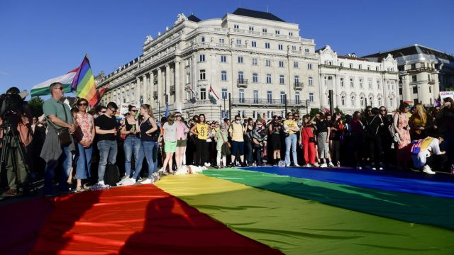 Democracy Digest: Hungary Lacks Pride