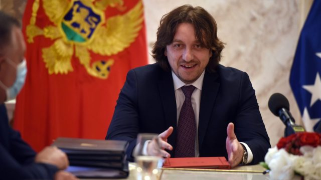 Montenegro Rules out Changes to Kosovo Border Agreement