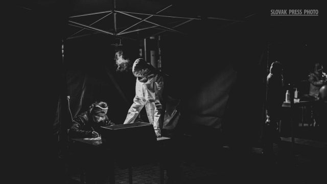 Slovak Press Photo Winners: Pictures from the Front Line of the Pandemic