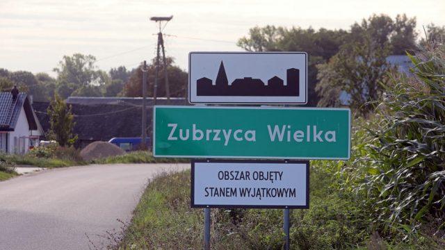 Four Migrants Found Dead on Poland-Belarus Border