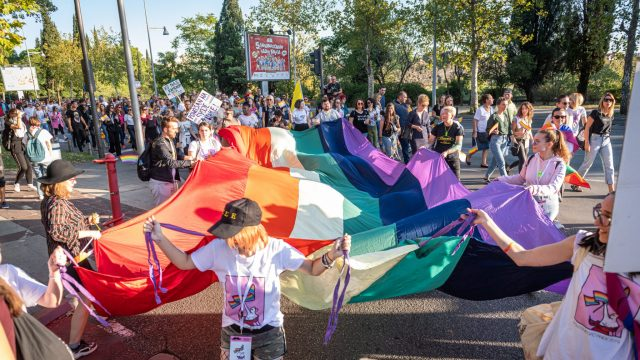 Montenegrin Pride Organizers Want Same-Sex Law Fully Implemented