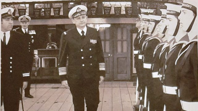 Yugoslav-Era Admiral, Ally of Tito, Dies of COVID-19