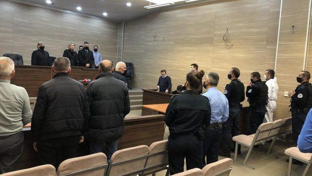 Kosovo Court Confirms Serb Ex-Policeman's War Crimes Conviction