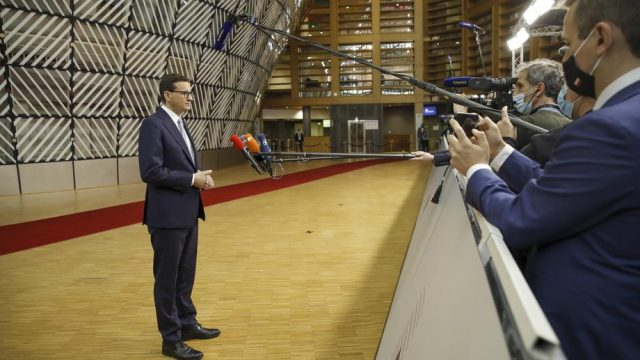 Democracy Digest: Central Europe at Fore in EU Arguments over Energy, Rule of Law